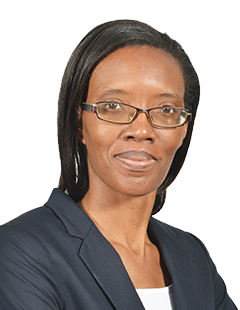 Photo of Paula Codrington, Chief Financial Officer